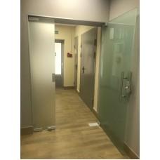Двери распашные межкомнатные с доборами и без